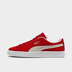 Women's Puma Suede Classic 21 Casual Shoes