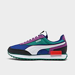 Men's Puma Future Rider Double Byzantium Casual Shoes