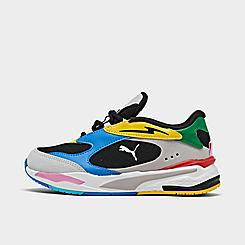 Girls' Little Kids' Puma RS-Fast Fireworks Casual Shoes