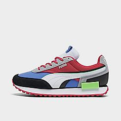Women's Puma Future Rider Double Berry Casual Shoes