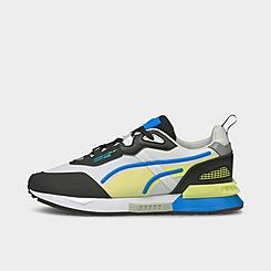 Boys' Big Kids' Puma Mirage Tech Casual Shoes