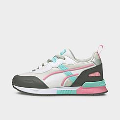 Girls' Little Kids' Puma Mirage Tech Casual Shoes