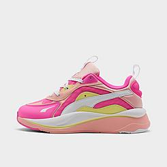 Girls' Big Kids' Puma RS-Curve Casual Shoes
