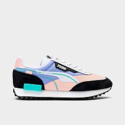 Women's Puma Future Rider Twofold Casual Shoes