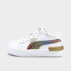 Girls' Toddler Puma Jada Olympic Casual Shoes