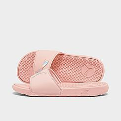 Women's Puma Cool Cat Iridescent Slide Sandals