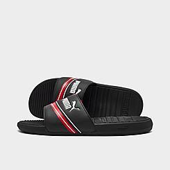 Men's Puma Cool Cat Tech Slide Sandals