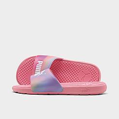 Women's Puma Cool Cat Prismatic Slide Sandals