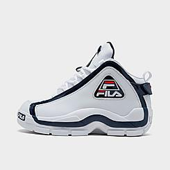 Boys' Big Kids' Fila Grant Hill 2 Basketball Shoes