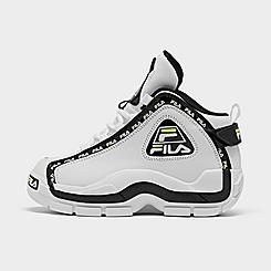 Boys' Little Kids' Fila Grant Hill 2 Basketball Shoes