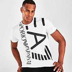 Men's EA7 Emporio Armani Oversized Logo T-Shirt