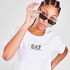Women's EA7 Emporio Armani Boyfriend T-Shirt