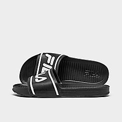Boys' Big Kids' Fila Sleek Slide Sandals