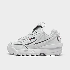 Girls' Big Kids' Fila Disruptor 2 EXP Casual Shoes