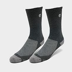 Men's Timberland CoolMax 2-Pack Crew Socks
