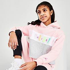 Girls' Jordan Sweets & Treats Pullover Hoodie