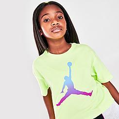 Girls' Jordan Jumpman Boxy Core T-Shirt