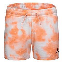 Girls' Big Kids' Jordan Tie-Dye French Terry Shorts