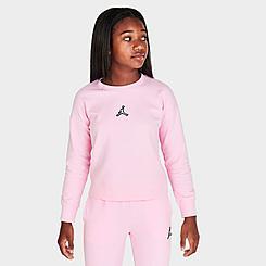 Girls' Jordan Essentials Crewneck Sweatshirt