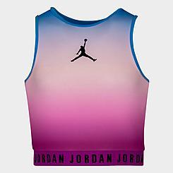 Girls' Jordan Essential Crop Tank