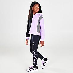 Girls' Jordan Houndstooth Leggings