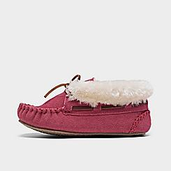Girls' Little Kids' Minnetonka Charley Bootie Slippers