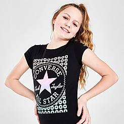 Girls' Converse Gradient Chuck Taylor Patch T-Shirt