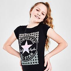 Girls' Converse Gradient Chuck Taylor Patch T-Shirt