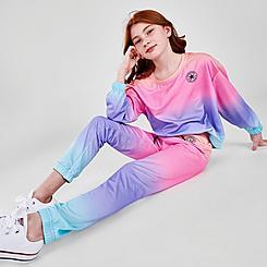 Girls' Converse Super Soft Jogger Pants