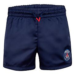 Girls' Jordan Paris Saint-Germain Satin Shorts
