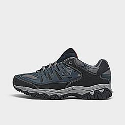 Men's Skechers After Burn - Memory Fit Training Shoes (Wide Width)