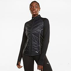 Women's Puma Run Elevated Padded Jacket