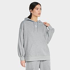 Women's Puma Classics Oversized Hoodie