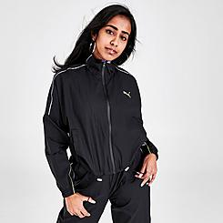 Women's Puma Evide Dark Dream Track Jacket