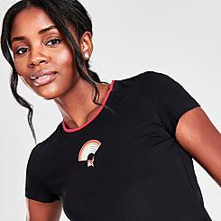 Women's Puma AS Fitted T-Shirt