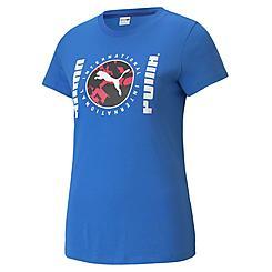 Women's Puma INTL Graphic T-Shirt
