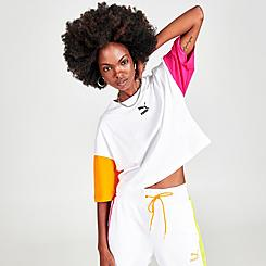 Women's Puma CLSX Boyfriend T-Shirt