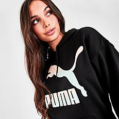 Women's Puma Classics Logo Hoodie
