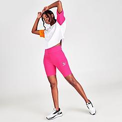 Women's Puma Classics 7 Inch Short Tights