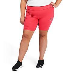 "Women's Puma Classics 7"" Bike Shorts (Plus Size)"