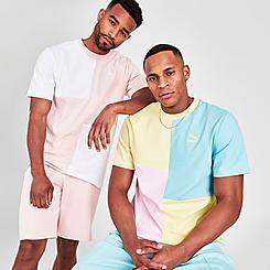 Men's Puma Classics Patchwork T-Shirt