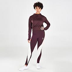 Women's Puma CLSX High-Waist Leggings