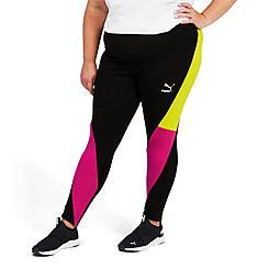 Women's Puma Classics High-Waist Leggings (Plus Size)