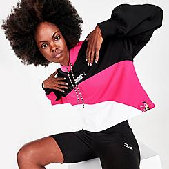 Women's Puma City Lights Training Pullover Hoodie