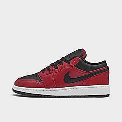 Big Kids' Air Jordan 1 Low Casual Shoes