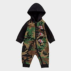 Boys' Infant Jordan Jumpman Classics III Camo Coveralls