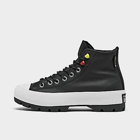 Converse High tops CONVERSE WOMEN'S CHUCK TAYLOR ALL STAR LUGGED SNEAKER BOOTS