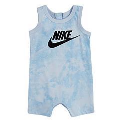 Girls' Infant Nike Magic Club Tie-Dye Fleece Romper