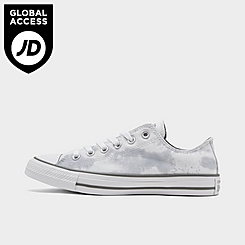 Women's Converse Chuck Taylor All Star Ox Graphic Casual Shoes