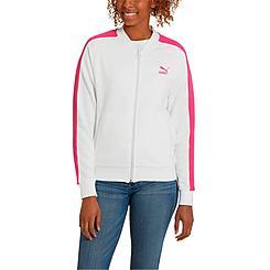Women's Puma Classics T7 Track Jacket